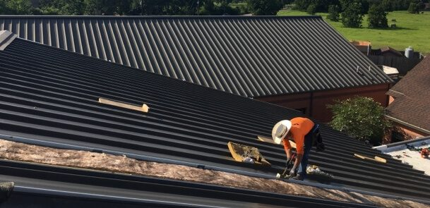 FOR ROOF REPAIR IN KATY, CONTACT TEXAN ROOFING