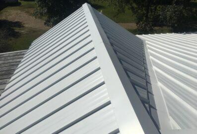 standing seam metal roofs